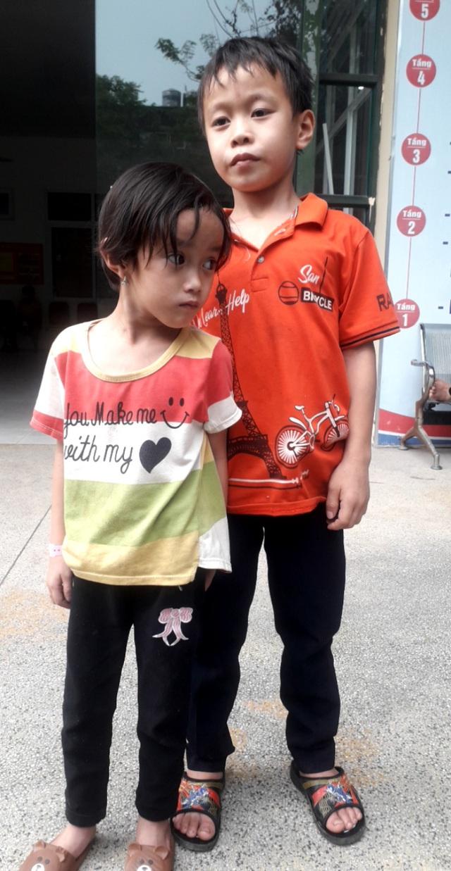 Hai anh em bé Phước mắc bệnh tim chưa thể thực hiện phẫu thuật - Ảnh 3.