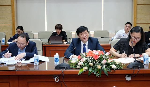 Bộ Y tế thảo luận với Đại sứ Trung Quốc, Ấn Độ và Tham tán công sứ Nga về vaccine phòng COVID-19 - Ảnh 2.