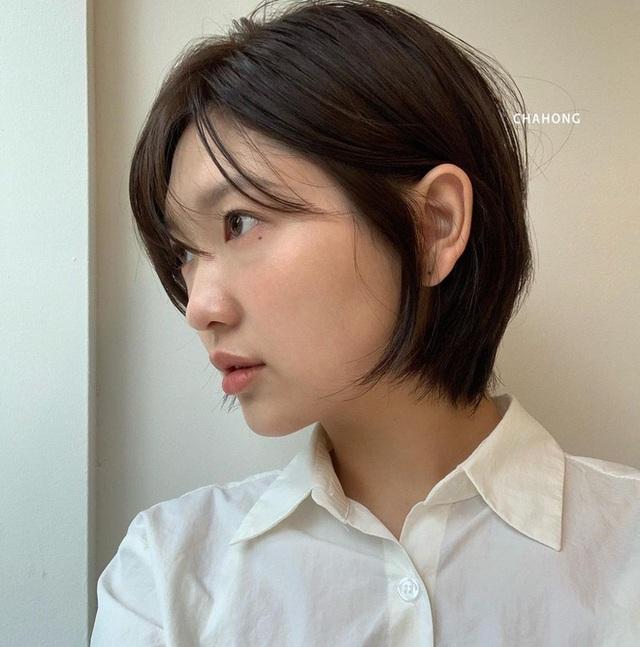 4 kiểu tóc đang vô cùng hot đầu năm 2021, hội gái Hàn đến các idol Kpop đều phải mê chữ ê kéo dài! - Ảnh 11.