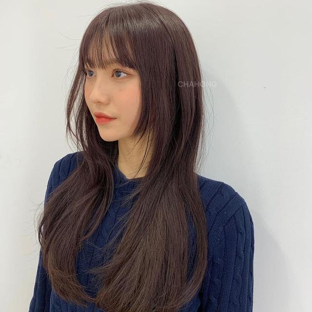4 kiểu tóc đang vô cùng hot đầu năm 2021, hội gái Hàn đến các idol Kpop đều phải mê chữ ê kéo dài! - Ảnh 5.