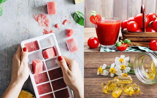 Những bí quyết làm đẹp từ cà chua giúp làn da sáng mịn hơn mỹ phẩm đắt đỏ - Ảnh 5.