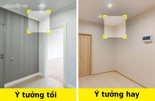 8 sai lầm khi thiết kế mà chủ sở hữu căn hộ nhỏ thường mắc phải - Ảnh 5.