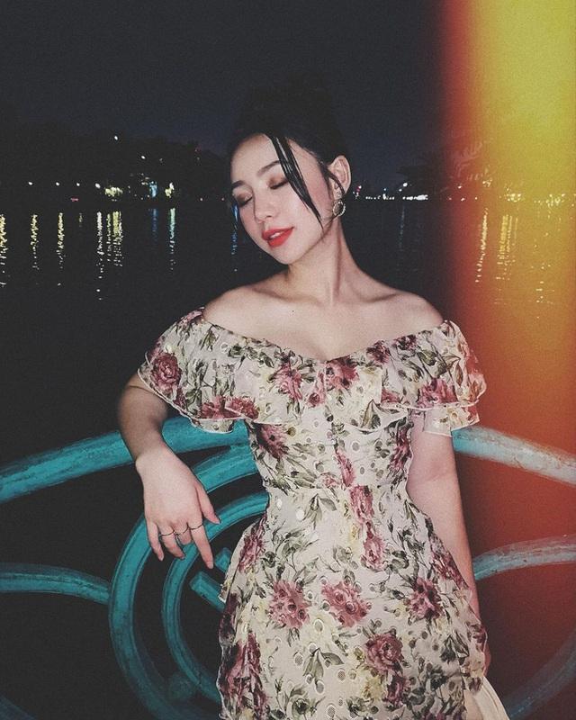 Quỳnh Kool - tiểu thư bị ghét nhất Hướng Dương Ngược Nắng: Style ngoài đời cực sành điệu, mê nhất là những khi diện váy - Ảnh 5.