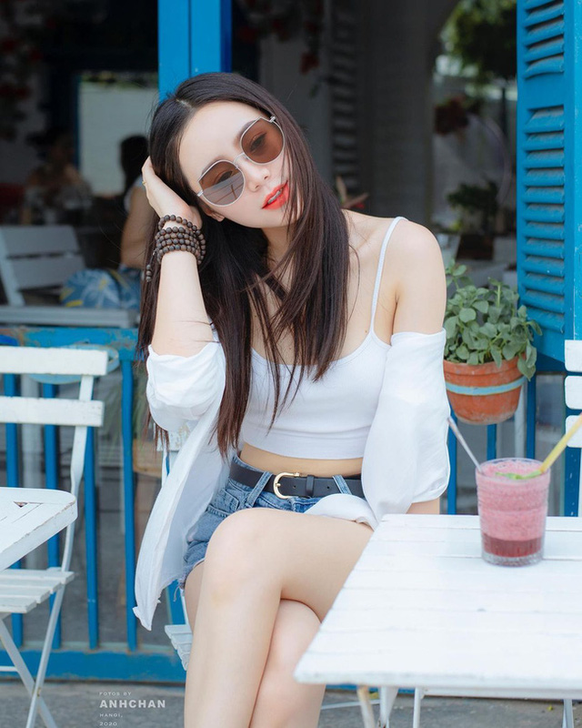 Quỳnh Kool - tiểu thư bị ghét nhất Hướng Dương Ngược Nắng: Style ngoài đời cực sành điệu, mê nhất là những khi diện váy - Ảnh 7.
