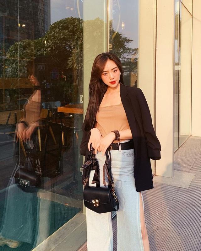 Quỳnh Kool - tiểu thư bị ghét nhất Hướng Dương Ngược Nắng: Style ngoài đời cực sành điệu, mê nhất là những khi diện váy - Ảnh 9.