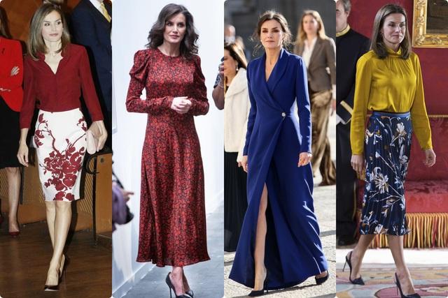Ngoài Công nương Diana, đây là người phụ nữ mặc đẹp nhất Hoàng gia châu Âu mà đến Kate Middleton cũng phải học theo - Ảnh 1.