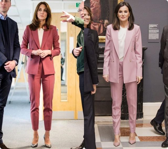 Ngoài Công nương Diana, đây là người phụ nữ mặc đẹp nhất Hoàng gia châu Âu mà đến Kate Middleton cũng phải học theo - Ảnh 2.