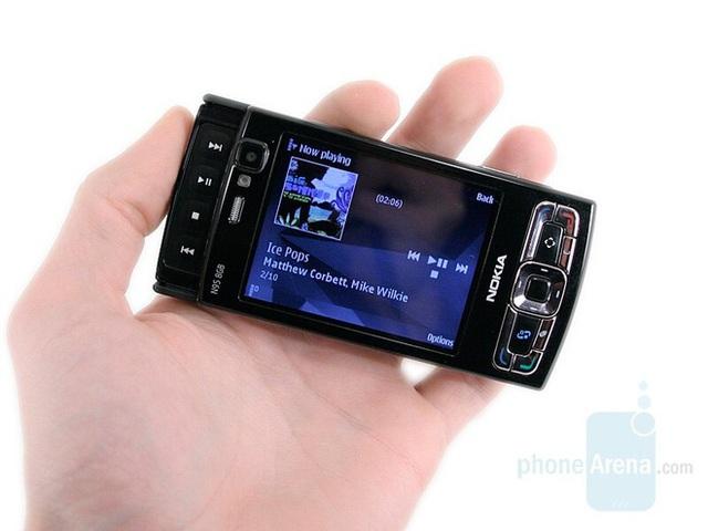 Những điện thoại được yêu thích nhất mọi thời đại - Ảnh 5.