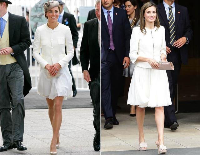 Ngoài Công nương Diana, đây là người phụ nữ mặc đẹp nhất Hoàng gia châu Âu mà đến Kate Middleton cũng phải học theo - Ảnh 6.
