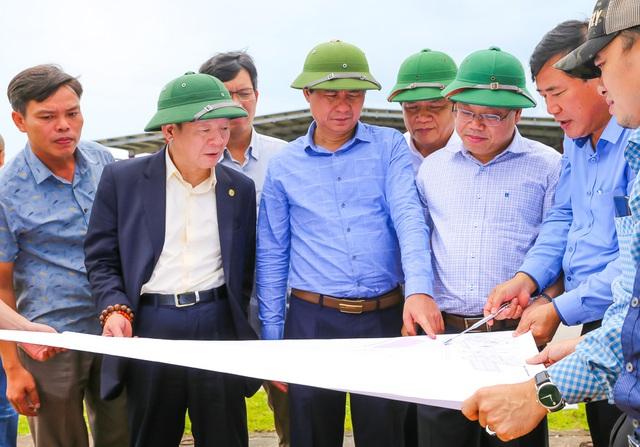 Quảng Trị và nhà đầu tư đặt mục tiêu khởi công sân bay vào tháng 9-2021 - Ảnh 2.
