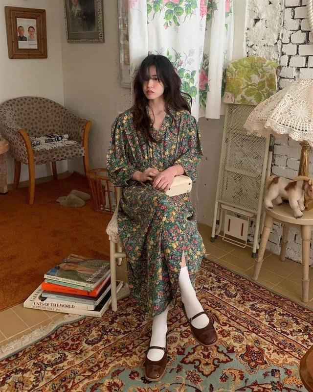 Muốn đôi chân đến sở làm thoải mải mà vẫn hợp mốt, nàng công sở tham khảo ngay 3 mẫu giày bệt dưới đây - Ảnh 10.