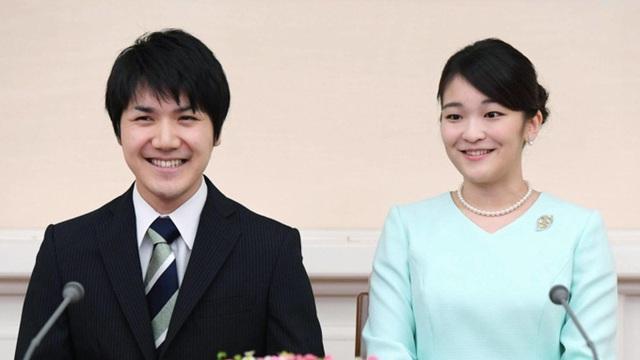 Bạn trai thường dân quyết cưới công chúa Nhật Bản - Ảnh 1.