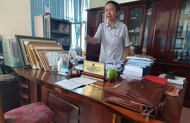 Từ một người bị tống tiền, nay vì sao Phó Chủ tịch HĐND thị xã Nghi Sơn bị bắt? - Ảnh 1.