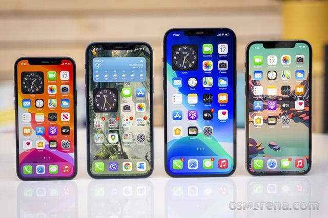 Mẫu iPhone bán chạy nhất thế giới - Ảnh 1.