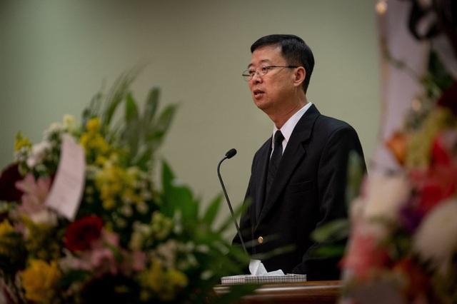 Nạn nhân gốc Á bị bắn chết ở Mỹ, tang lễ không một người thân quen - Ảnh 4.