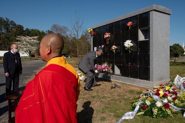 Nạn nhân gốc Á bị bắn chết ở Mỹ, tang lễ không một người thân quen - Ảnh 5.