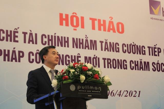 Người Việt chi tiền túi cho dịch vụ y tế cao gấp đôi khuyến cáo - Ảnh 1.