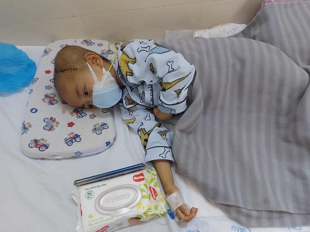 Trái tim bé Đức Huy đã ngừng đập sau 2 năm kiên cường chiến đấu với bệnh hiểm nghèo - Ảnh 4.