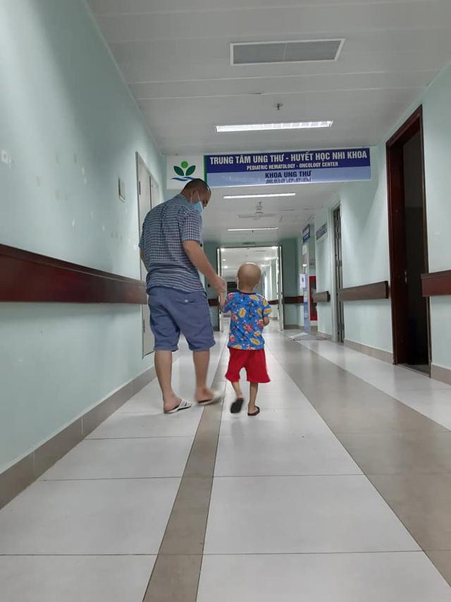 Trái tim bé Đức Huy đã ngừng đập sau 2 năm kiên cường chiến đấu với bệnh hiểm nghèo - Ảnh 5.