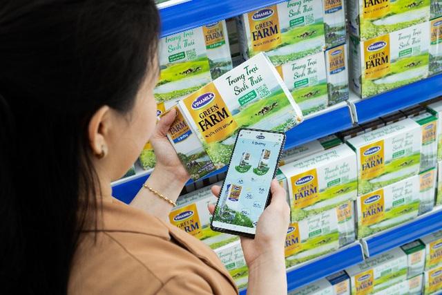 Vượt mốc 500 cửa hàng giấc mơ sữa Việt, Vinamilk gia tăng trải nghiệm mua sắm cho người tiêu dùng - Ảnh 2.