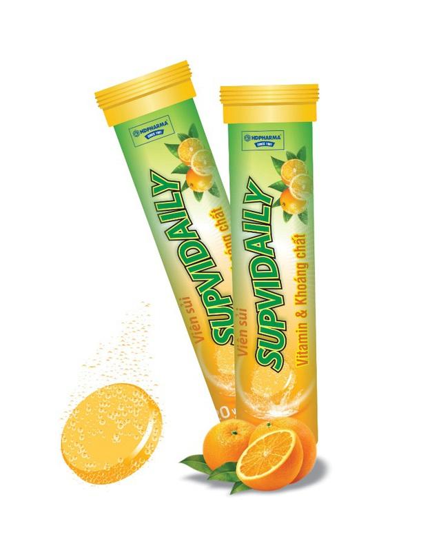 Lợi ích vàng của việc bổ sung vitamin và khoáng chất mỗi ngày - Ảnh 2.