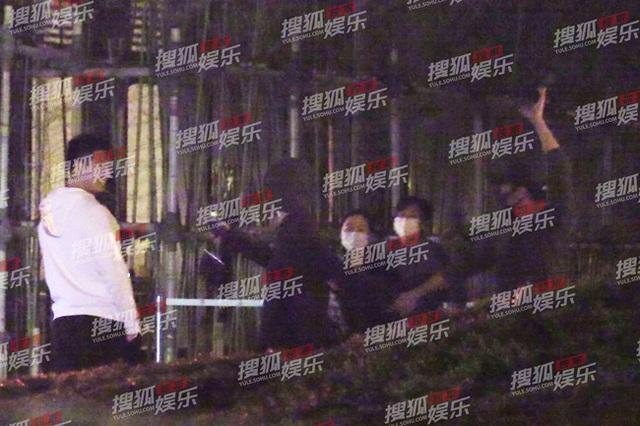 Hình ảnh mới nhất của Tạ Đình Phong và Vương Phi sau thời gian dài bị đồn chia tay - Ảnh 9.