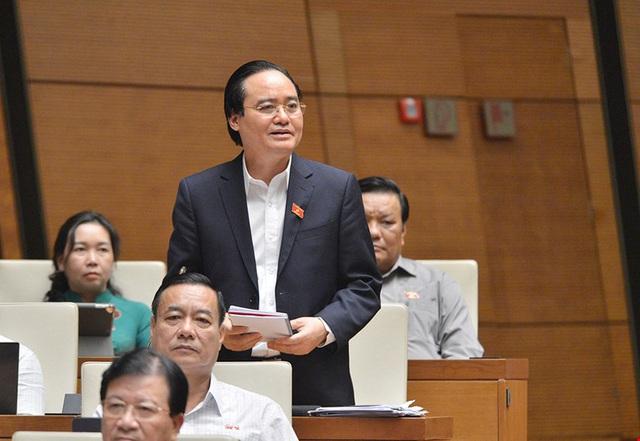 Trình danh sách 13 thành viên Chính phủ để Quốc hội miễn nhiệm - Ảnh 2.