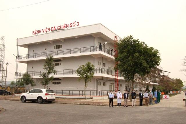 Chính thức giải thể Bệnh viện dã chiến cuối cùng điều trị bệnh nhân COVID-19 tại Hải Dương - Ảnh 3.