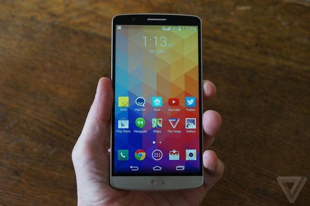 5 smartphone nổi bật của LG - Ảnh 2.