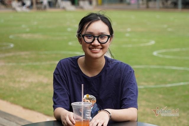 Nữ sinh giành học bổng 7 tỷ của ĐH Stanford nhờ đam mê lập trình - Ảnh 2.