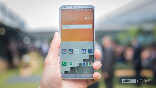 5 smartphone nổi bật của LG - Ảnh 5.