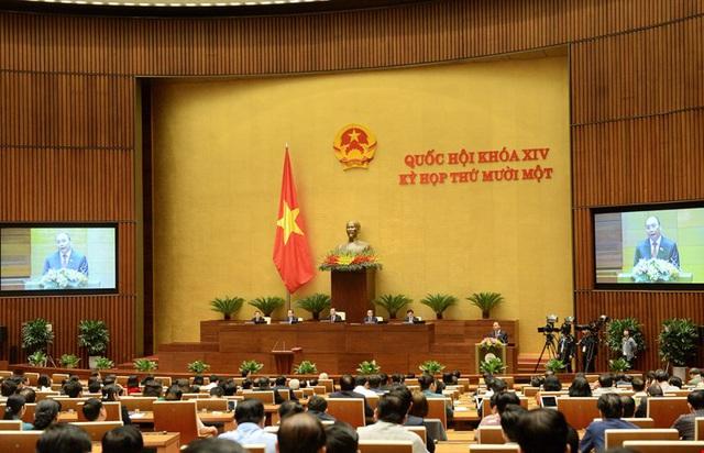 Trình Quốc hội phê chuẩn việc miễn nhiệm một số Ủy viên Hội đồng Quốc phòng và An ninh - Ảnh 2.