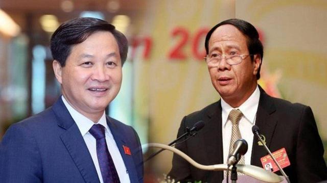Chính phủ có 2 Phó Thủ tướng mới - Ảnh 2.