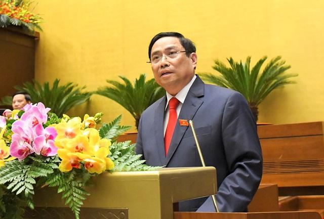 Thủ tướng Chính phủ Phạm Minh Chính giữ chức vụ Phó Chủ tịch Hội đồng Quốc phòng và an ninh - Ảnh 2.