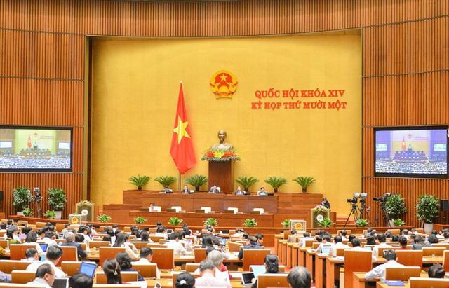 Hôm nay, Quốc hội bổ nhiệm một số Phó Thủ tướng, các thành viên của Chính phủ và họp phiên bế mạc - Ảnh 2.