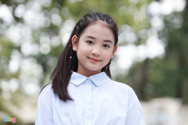 Sao nhí 10 tuổi tham gia nhiều phim giờ vàng của VTV - Ảnh 2.