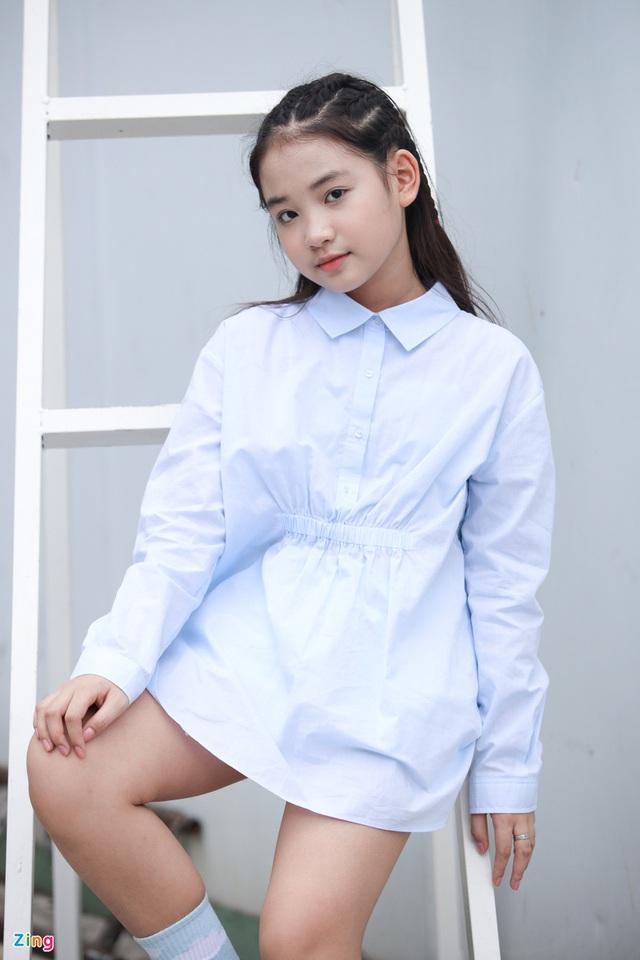 Sao nhí 10 tuổi tham gia nhiều phim giờ vàng của VTV - Ảnh 4.