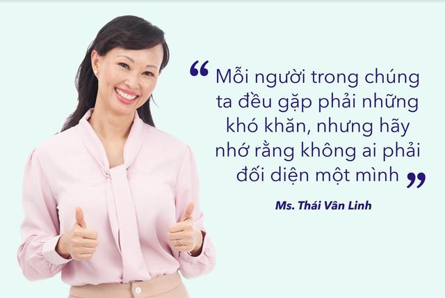 """""""Bí kíp 3 5 7"""" cùng Thái Vân Linh duy trì tinh thần tích cực - Ảnh 3."""
