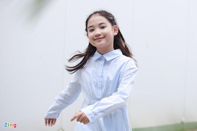 Sao nhí 10 tuổi tham gia nhiều phim giờ vàng của VTV - Ảnh 6.