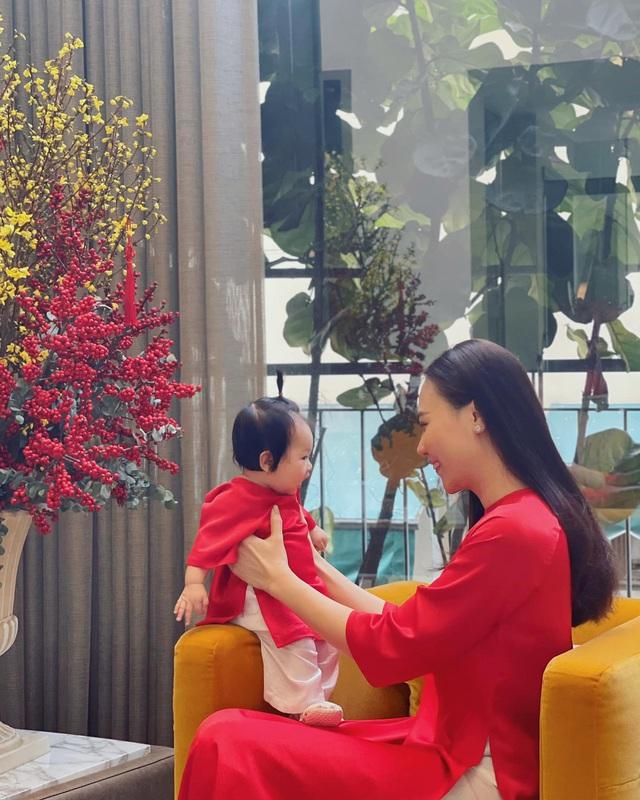 Cuộc sống bỉm sữa của Cường Đô La và Đàm Thu Trang: Từ tay chơi siêu xe có tiếng đến ông bố quần đùi, áo phông chăm con thay vợ - Ảnh 14.