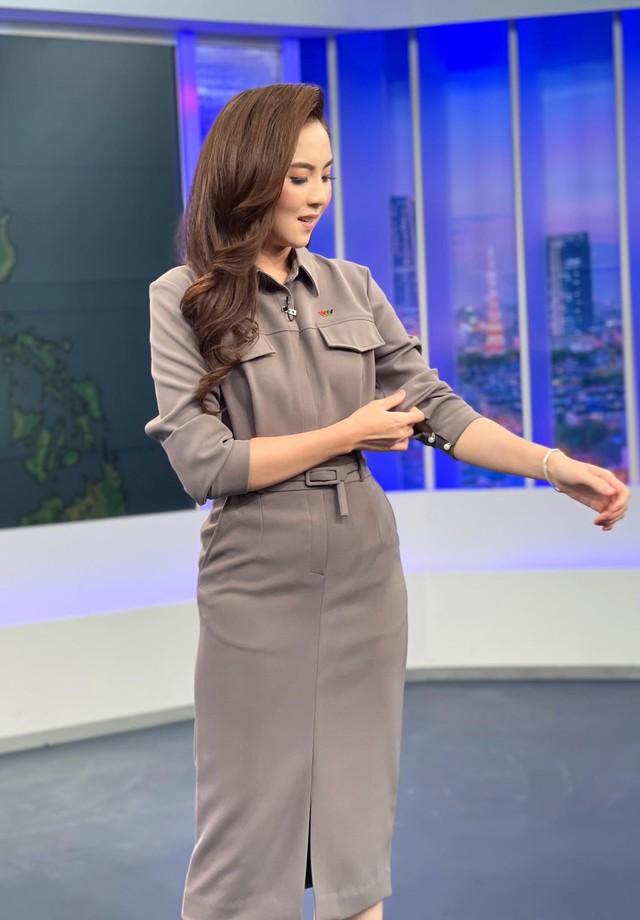 BTV xinh đẹp VTV Mai Ngọc khoe vòng eo 58 sau nỗ lực loại bỏ mỡ thừa trong 3,5 tháng - Ảnh 11.