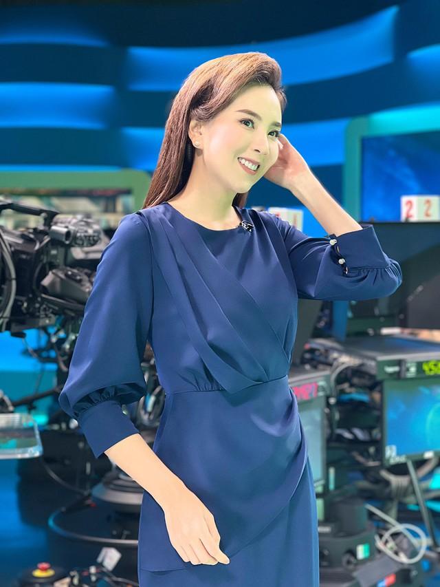 BTV xinh đẹp VTV Mai Ngọc khoe vòng eo 58 sau nỗ lực loại bỏ mỡ thừa trong 3,5 tháng - Ảnh 6.