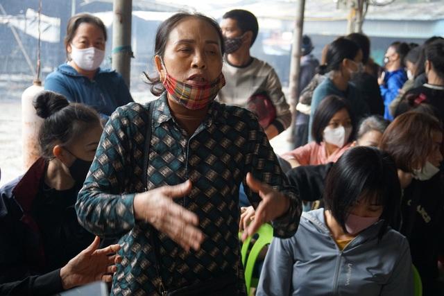 Vụ cháy chợ Núi Đèo (Thủy Nguyên, Hải Phòng): Phút chốc tiểu thương trắng tay - Ảnh 3.