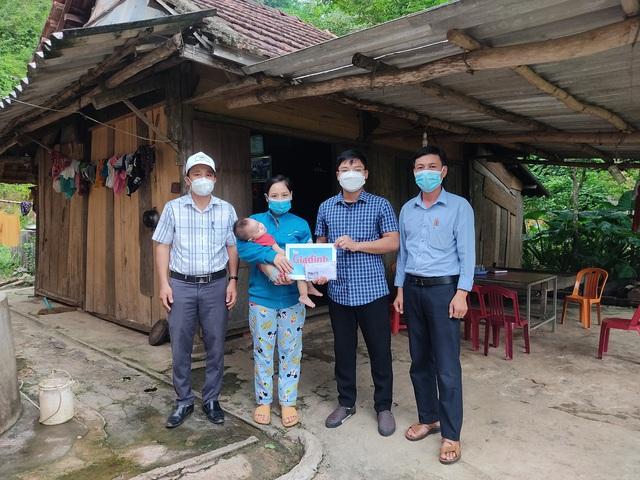 Tấm lòng của độc giả đến với hoàn cảnh khó khăn tại Quảng Bình - Ảnh 1.