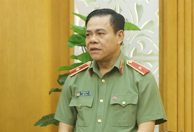 Giới thiệu Giám đốc Công an tỉnh Nghệ An làm Chủ tịch UBND tỉnh Hà Tĩnh - Ảnh 1.