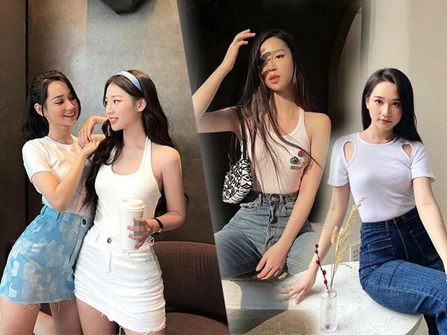 Hai nữ chính phim ma Việt đọ dáng, toàn diện đồ tối giản mà ai cũng nổi bần bật - Ảnh 1.