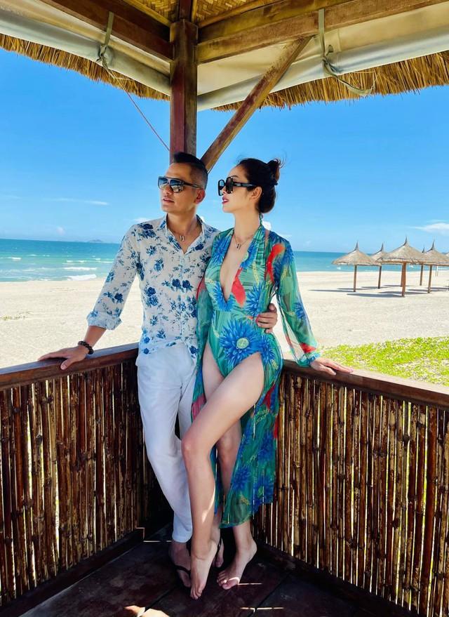 Hoa hậu Jennifer Phạm xinh đẹp và viên mãn tuổi 36 - Ảnh 28.