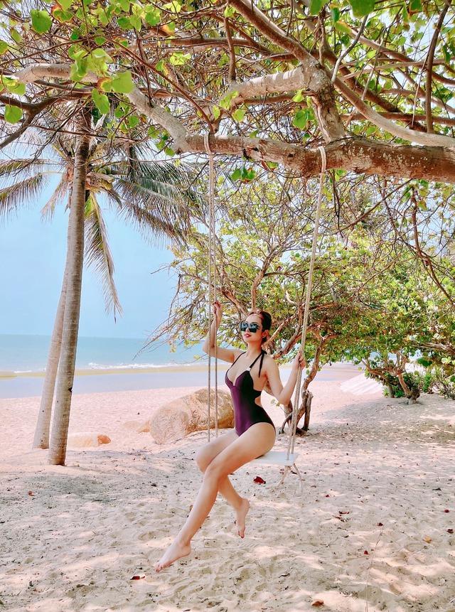 Hoa hậu Jennifer Phạm xinh đẹp và viên mãn tuổi 36 - Ảnh 7.