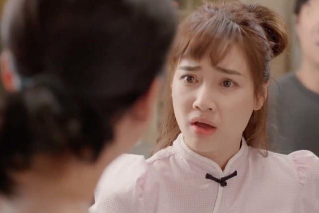 Cây táo nở hoa tập 7: Báu hỗn láo cãi lại chị dâu - Ảnh 2.