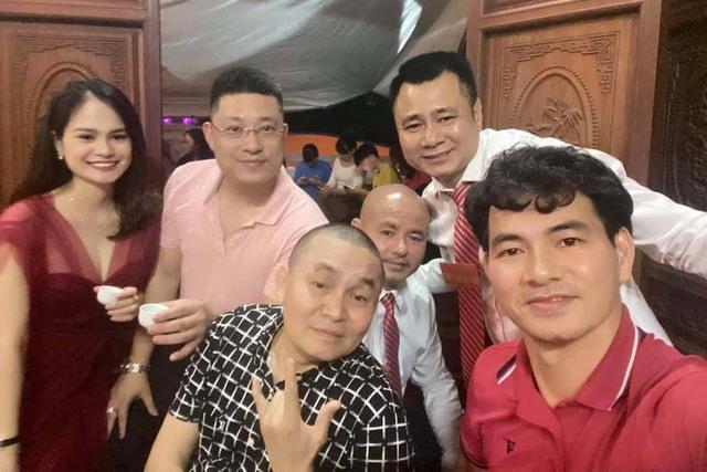 Quốc Khánh, Công Lý và dàn nghệ sĩ mừng NSND Tự Long lên lão - Ảnh 5.